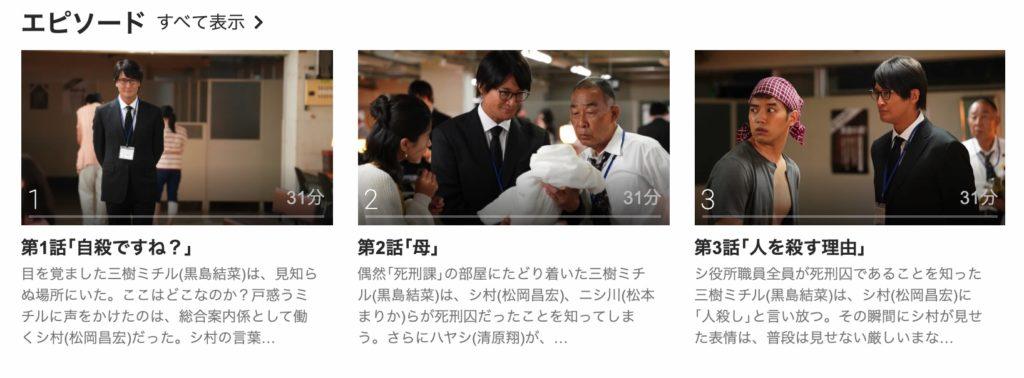 死役所 動画 paravi